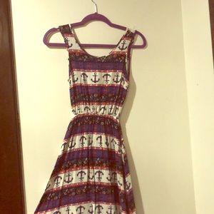 Cute Anchor Dress